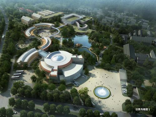 G20峰会场馆-杭州丝绸博物馆